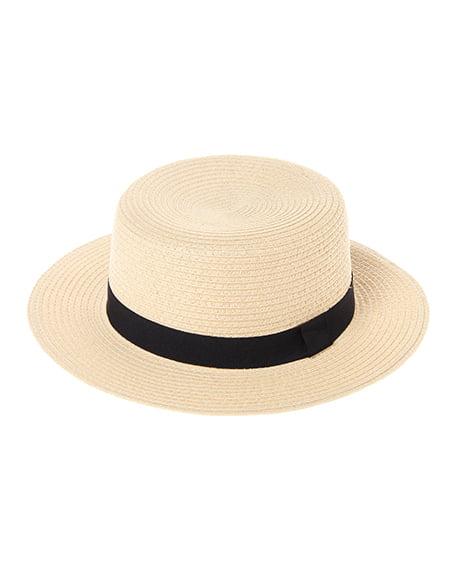 ペーパーブレードカンカン帽